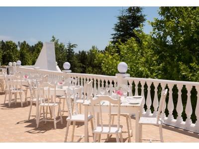 «Orchestra Horizont Gelendzhik Resort» / «Оркестра Горизонт Геленджик Резорт» (быв. ЛОК Горизонт),  ресторан, шведская линия, система все включено